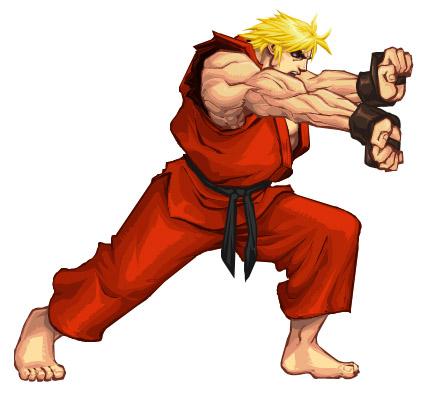 Retrobits - Remakes - Street Fighter 2 Turbo HD Remix Ken - www.retrobits.com.br