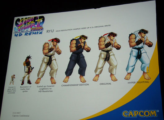 RETROBITS - Remakes - Ryu no Street Fighter 2 HD Turbo Remix - www.retrobits.com.br