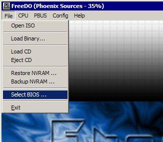 Emulando 3DO - Detectando a BIOS: Passo 1