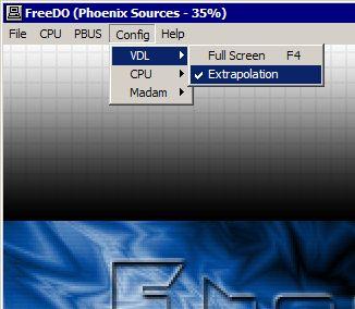 """Emulando 3DO - Aumentando a resolução com o modo """"supersampled"""""""