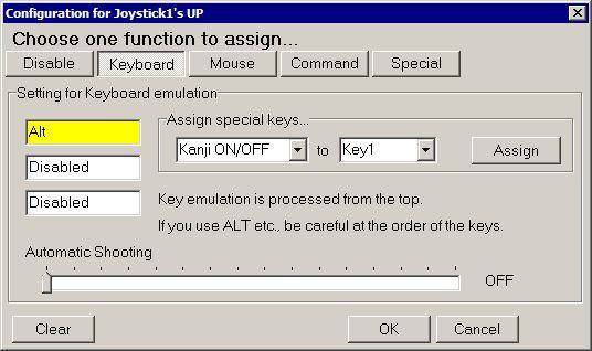 Emulando 3DO - Forçando a detecção do seu Joystick com o programa JoyToKey: Passo 2