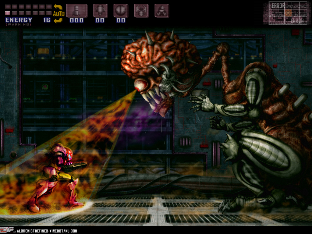 RETROBITS - Super Metroid HD - www.retrobits.com.br