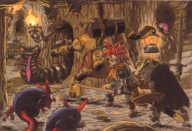 Chrono Trigger - O RPG Eterno!