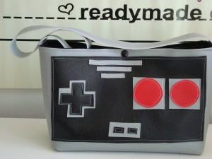 NES Controller Purse