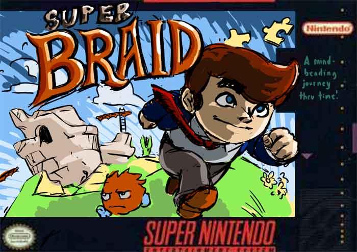 """Só ficou faltando aquele selinho de """"Only for Super Nintendo"""""""