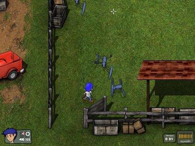 Vaca-H - Game