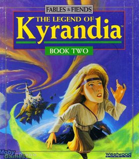 Legend of Kyrandia Book Two – The hand of fate
