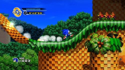 O velho Sonic está de volta? Eu espero que sim!