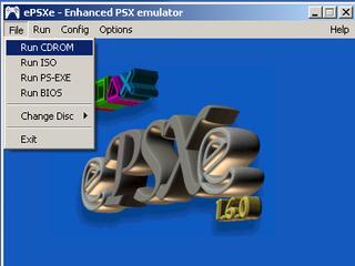 Va em File > Run CDROM&#8221; /></p> <p>Com ISOs, vão em File/ISO/ pasta onde está a ISO/ e dêem ok! Pronto, é só diversão!</p> <p><img src=