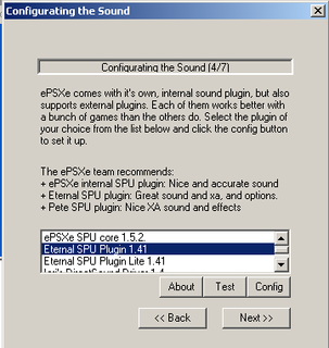 Eternal SPU Plugin 1.41